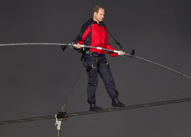 Wallenda family shares risk-taking gene