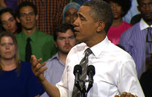 Swing State Stories: Colorado students sound off on Obama