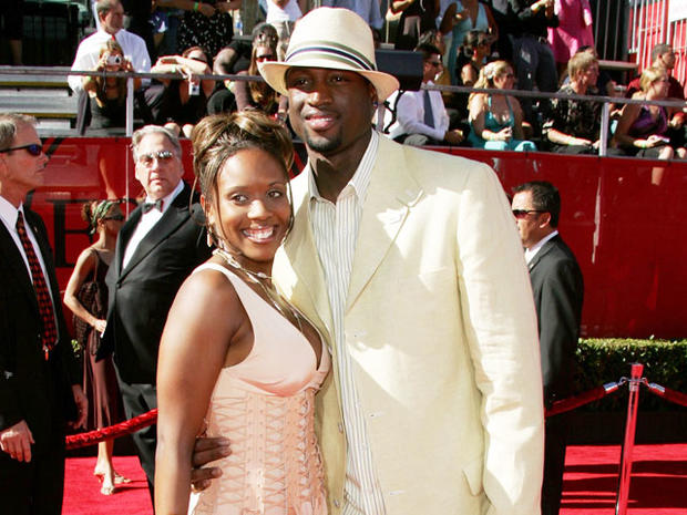 Ex-wife of NBA star Dwyane Wade arrested