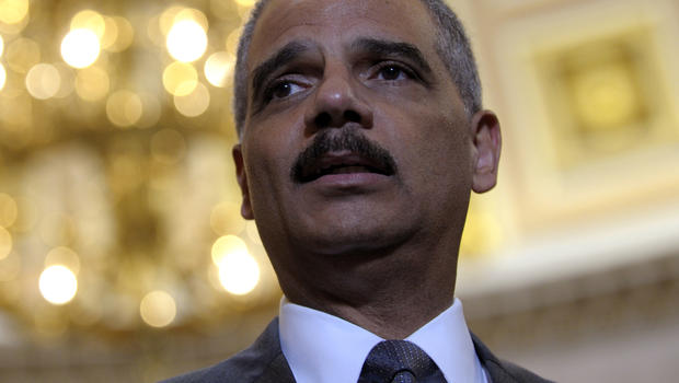 House to vote Holder in contempt