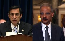 Issa committee votes Holder in contempt: CBS News special report
