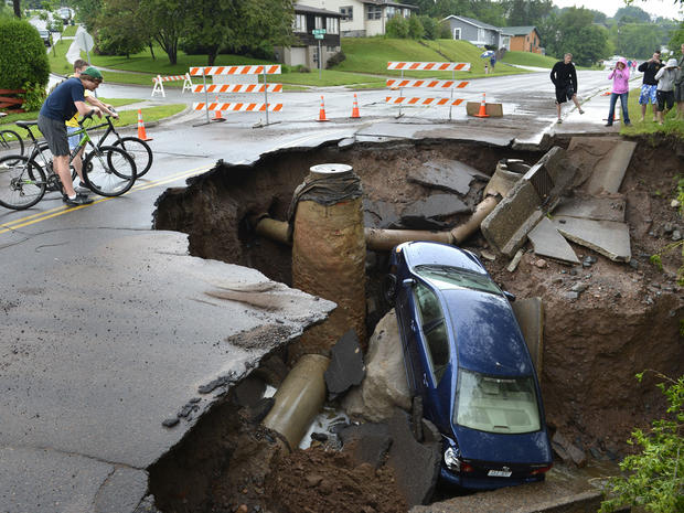 City of Duluth, Minn. in state of emergency