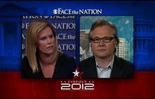 Obama v. Romney with Cutter & Fehrnstrom