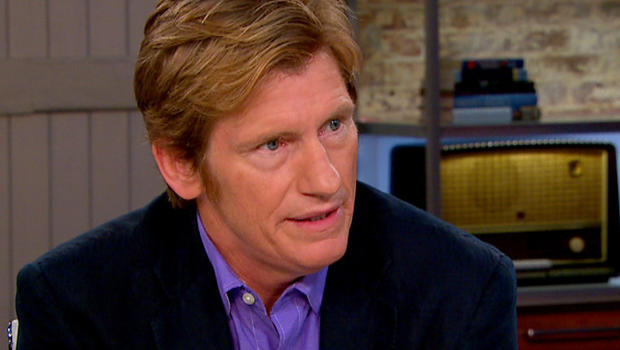 """Denis Leary on """"CBS This Morning."""""""