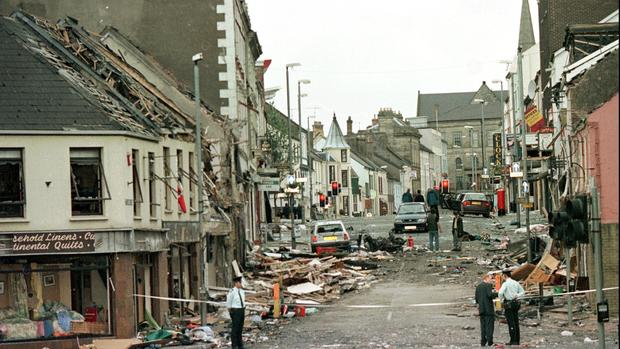The Troubles of Northern Ireland