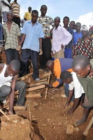 Uganda Landslide