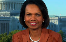 Rice: Syria will never be stable with Assad in place
