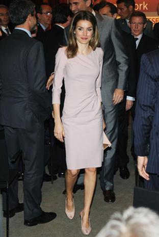 Crown Prince and Princess of Spain visit the U.S.