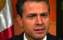 Enrique Pena Nieto ready for the challenges of president