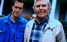 Randy Travis remembers Andy Griffith