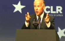 Biden to Hispanics: Romney won't show us his papers