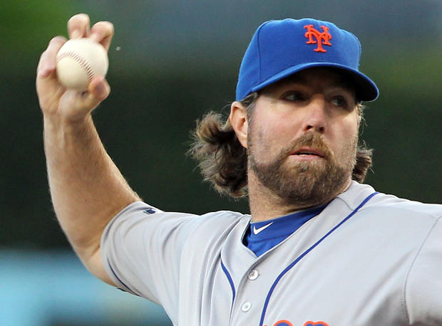 R.A. Dickey - Photo 9 - Pictures - CBS News