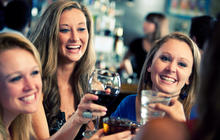 Moderate drinking may prevent bone loss in women