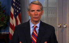 Rob Portman condemns health care law in weekly GOP address