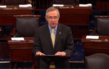 """Reid says """"angry old white men"""" buying election"""