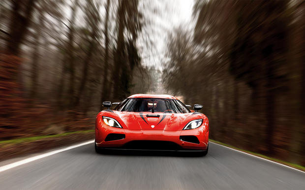 Koenigsegg Agera R Top Fastest Cars In The World