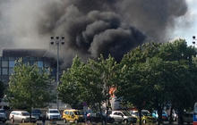 Israeli bus bombed in Bulgaria