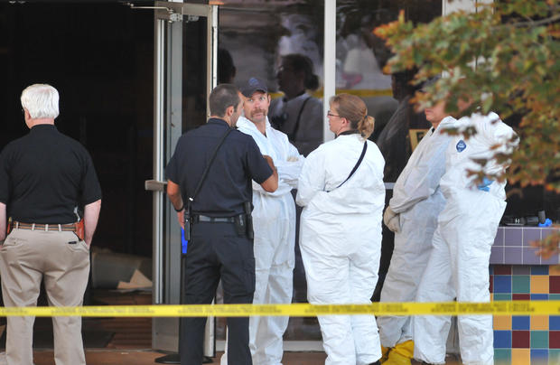 Deadly movie theater rampage in Aurora, Colo.