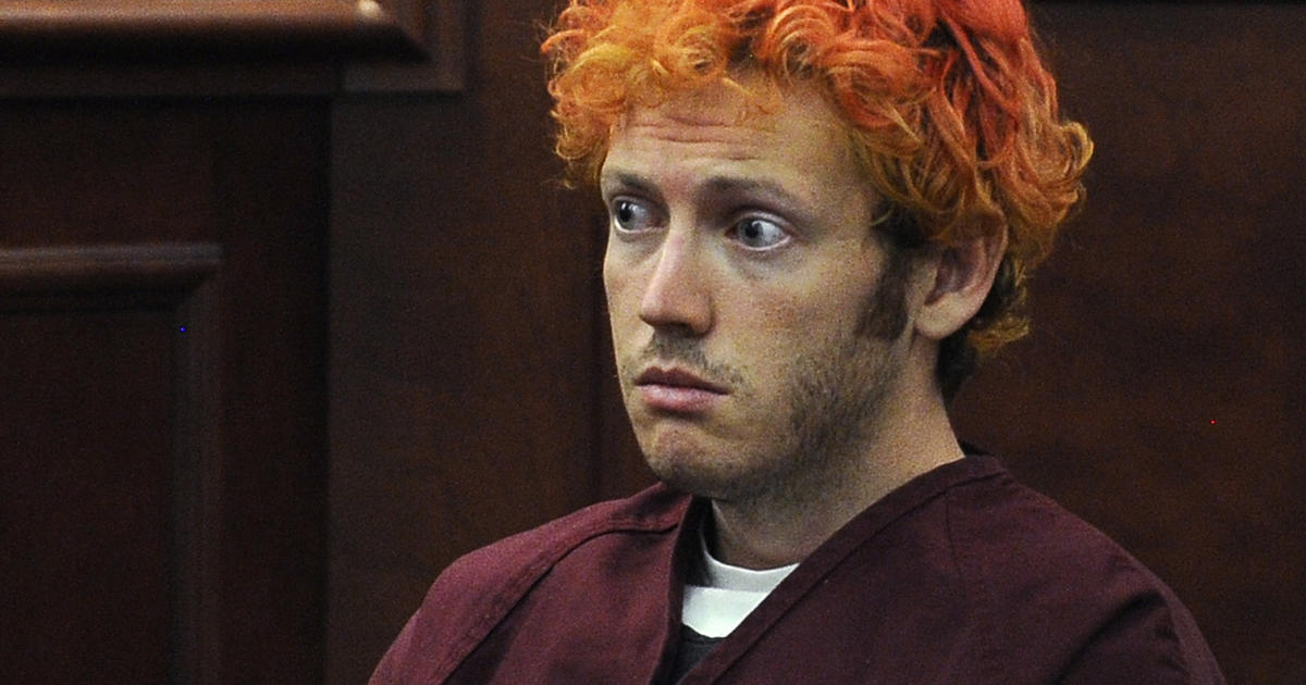 Additional counts sought against James Holmes - CBS News