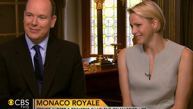 Royals: Prince Albert and Princess Charlene