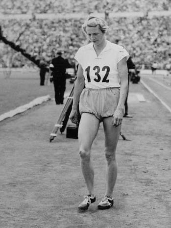 Flashback to 1948 London Olympics