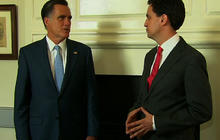 Did Romney forget British leader's name?