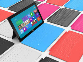 Microsoft's Surface tablet