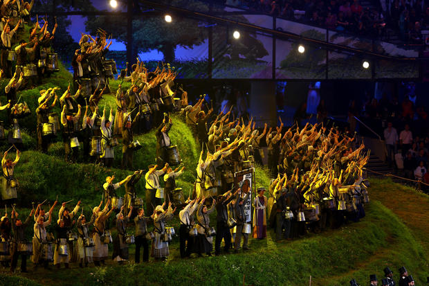 London Olympic Games: Opening Ceremony