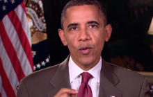 "Obama: GOP, Romney ""wrong"" on tax cuts"