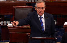 "Reid: ""Word is out"" Romney hasn't paid taxes in 10 years"