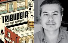 """Triburbia"" by Karl Taro Greenfeld"