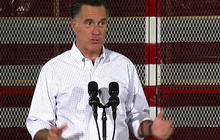 "Romney to Reid: I pay ""a lot of taxes"""