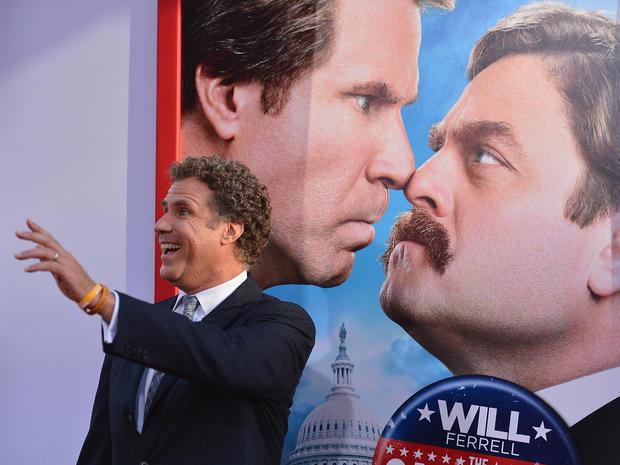"""""""The Campaign"""" premiere"""