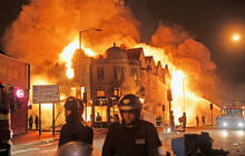 London riots: One year later