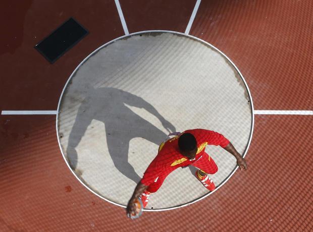 London Olympics: Aug. 6, 2012
