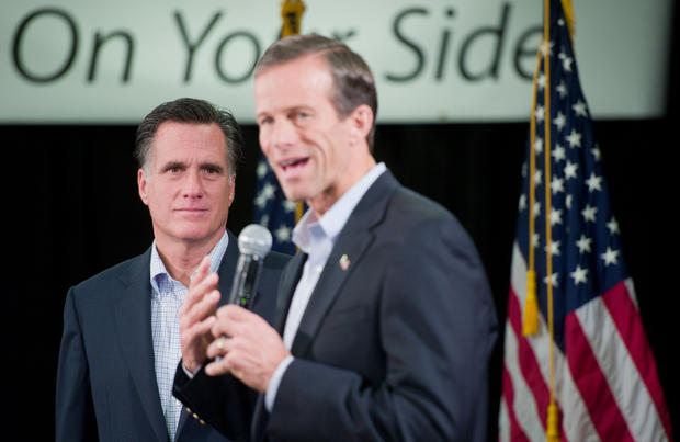Romney's potential vice presidents