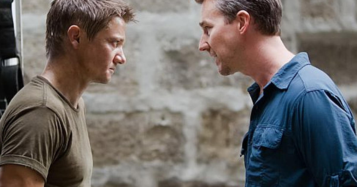 u0026quot the bourne legacy u0026quot  stars edward norton and jeremy renner