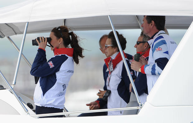 Royals at the Olympics