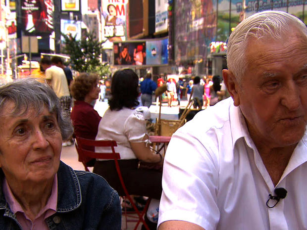Sailor from iconic Times Square kissing photo dies