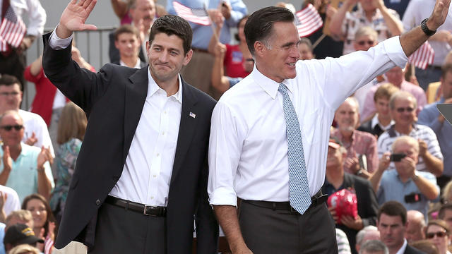 With Ryan, Romney showing new energy