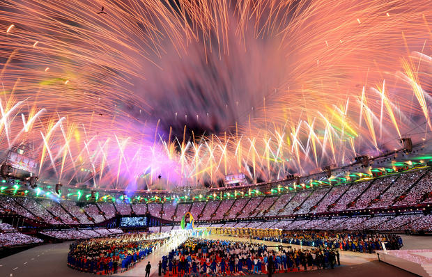 Image result for london 2012 closing ceremony
