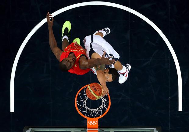 London Olympics: Aug. 12, 2012