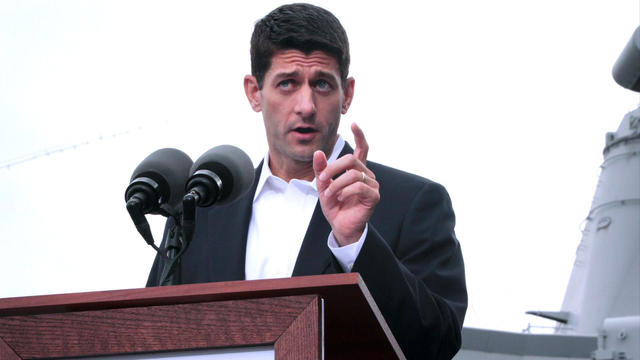 Paul Ryan's political past
