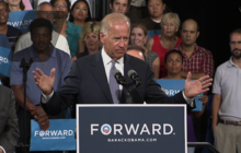 Biden details phone call with new VP candidate Ryan