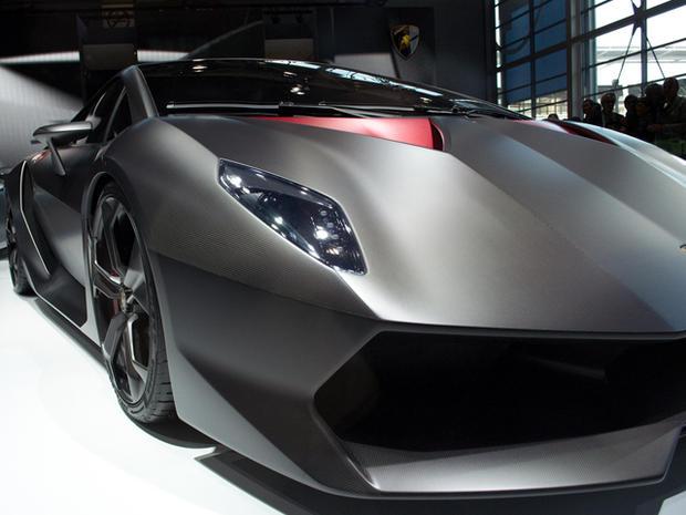 Lamborghini's $2M supercar