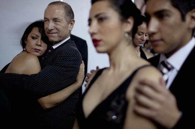 Tango Dance World Cup in Argentina