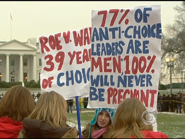 pro-choice, protest