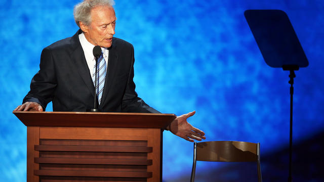 "Eastwood: Not a good idea for ""attorneys to be president"""