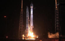 NASA launches radiation probes