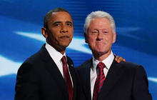 DNC webcast: Bill Clinton speech reactions